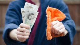 Finanzielle Freiheit oder Waschlappen-Leben