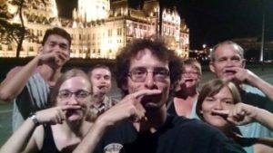 FIWE 2016 Budapest Mustachians