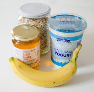 Bananenmüsli 2
