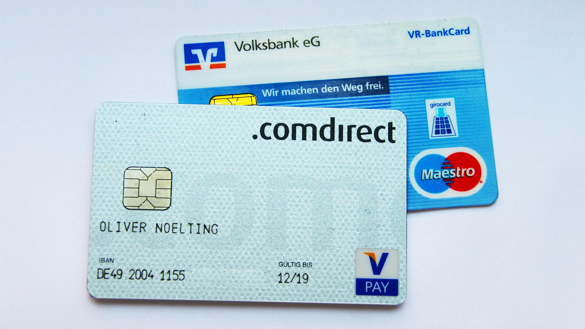 Volksbank Comdirect