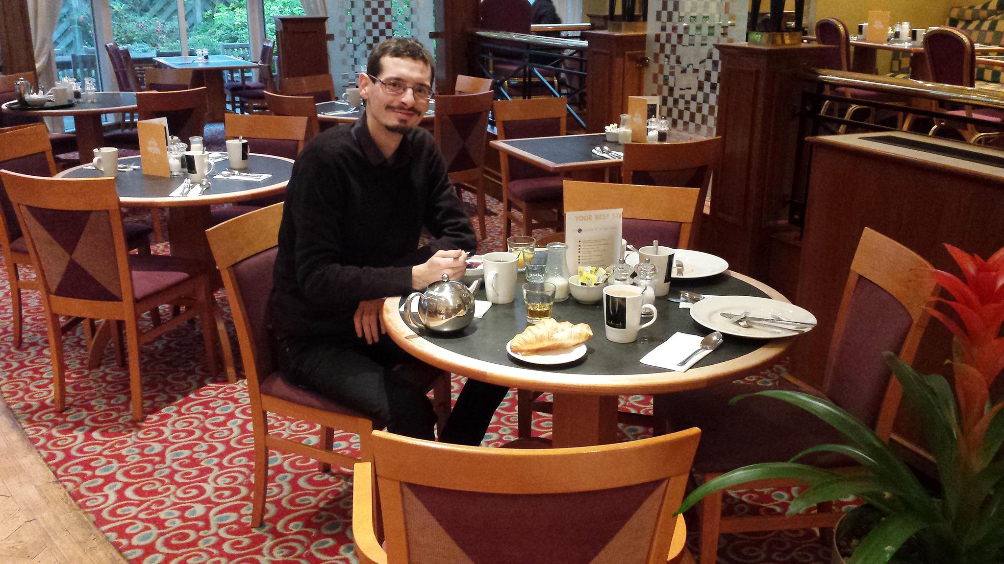 Geburtstag im Luxus-Hotel