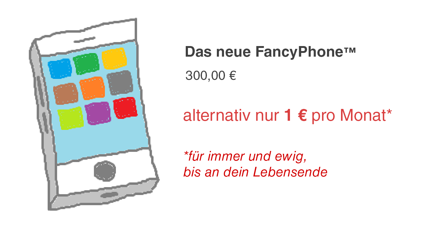 FancyPhone 300 €-Regel