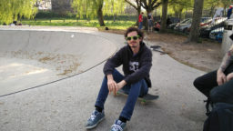 Ein Tag im Skatepark