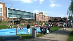 Stafford Victoria Park Spielplatz