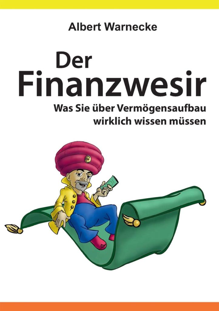 Der Finanzwesir Albert Warnecke Buch