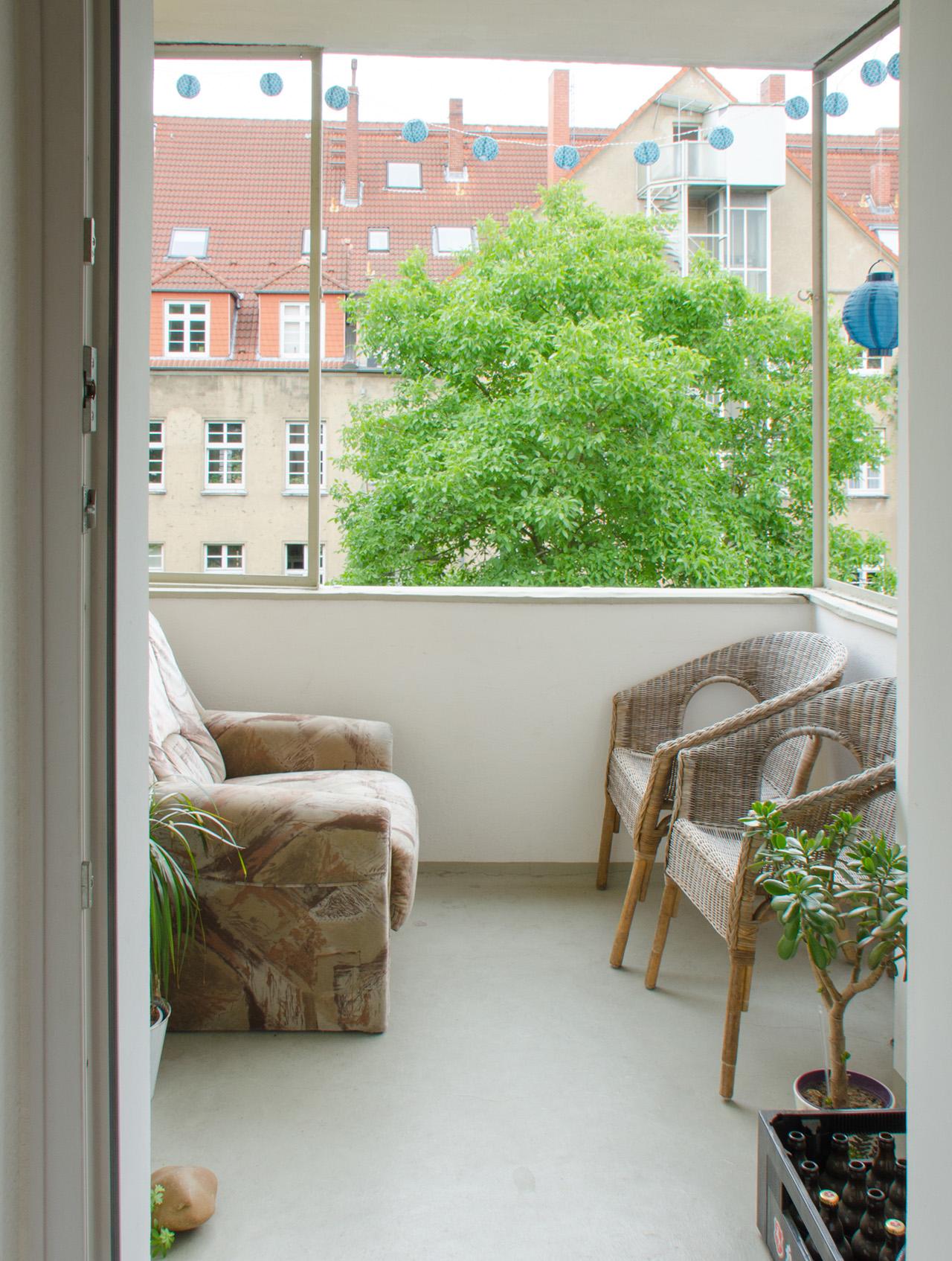 So wohnen wir – Unsere fantastische und günstige Wohnung in Hannover ...