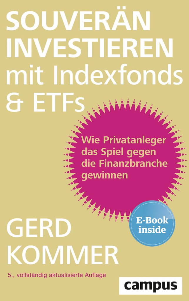 Souverän Investieren Gerd Kommer Buch