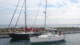 Ostsee Segeltörn Kiel Schilksee Yacht