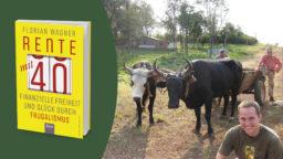 Florian Wagner Superschwabe Buch Rente mit 40 Frugalismus