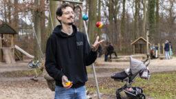 Jahresbericht 2019 Jonglieren in der Eilenriede Spielplatz