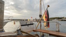 Segelboot Insel Poel