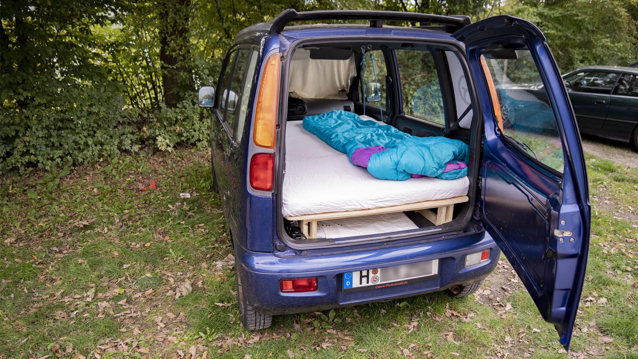 Micro Camper Daihatsu Move
